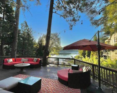 Lake Arrowhead, CA - Beautiful Lake front cabin - Lake Arrowhead