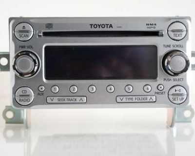 For Sale: Factory Pioneer Stereo with Mounting Brackets