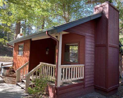 1 Bedroom Queen Cabin with Kitchen - Cozy 8 - Big Bear Lake