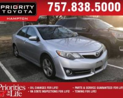 2013 Toyota Camry SE I4 Automatic