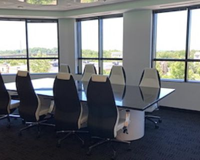 Private Office for 3 at The HUBZone Of Leesburg