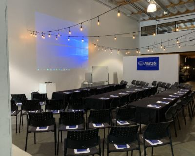 DTLA Meeting, Workshop & Conference Space, Los Angeles, CA