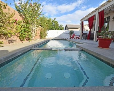 Montego Dunes home close to the Polo Grounds and Tennis Gardens. - Indio