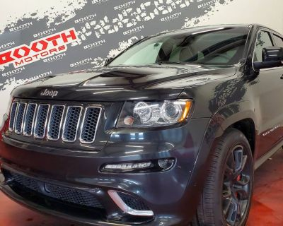 2013 Jeep Grand Cherokee SRT8