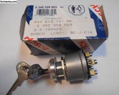 356 911 912 New Ignition Switch Bosch