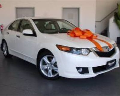 2009 Acura TSX Automatic with Technology Package Sedan