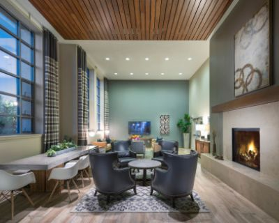 Elegant Lounge with Outdoor Patio (Next to AT&T Park in Mission Bay and China Basin), San Francisco, CA