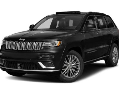 New 2021 Jeep Grand Cherokee Summit With Navigation & 4WD