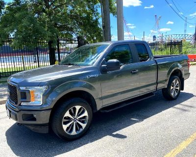 Used 2019 Ford F-150 STX SuperCab 4WD