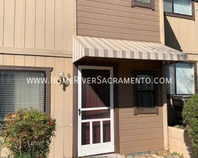 2 Bedroom Cameron Park Townhome Available NOW!