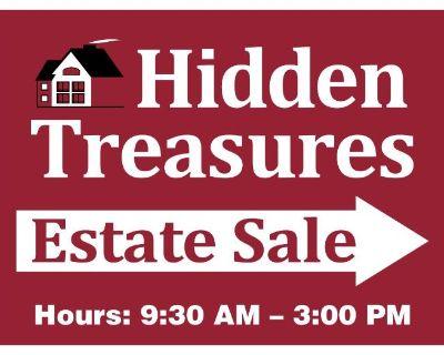 Moving Sale by Hidden Treasures