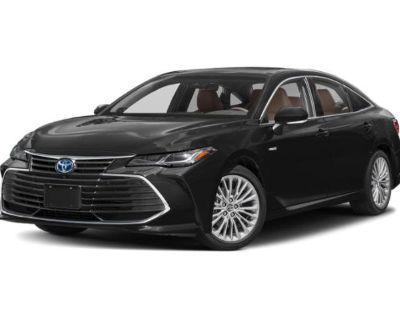 New 2021 Toyota Avalon Hybrid Limited FWD 4dr Car
