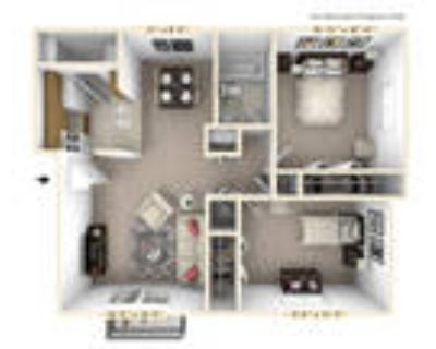 Autumn Woods Apartments - The Spruce 2 BR 1 BA