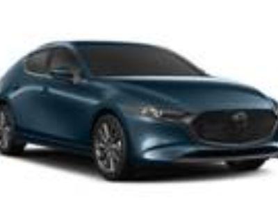 2021 Mazda MAZDA 3 Blue, new