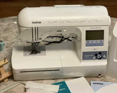 Brother Innovis 1250D Sewing & Embroidery Machine