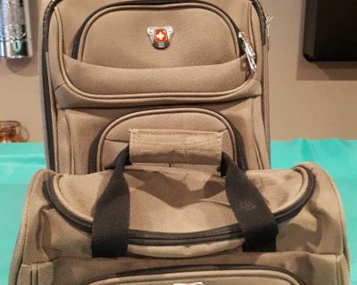 Swissgear Carry On Luggage