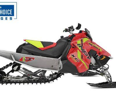 2021 Polaris 600 Indy XC 129 Factory Choice Snowmobile -Trail Appleton, WI