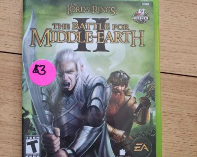 The battle for middle earth 2 - LOTR