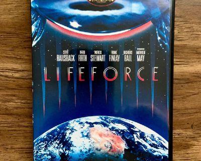 Lifeforce (Rare DVD) Dir. Tobe Hooper