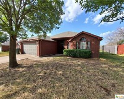 2401 Amethyst Dr, Killeen, TX 76549 3 Bedroom House