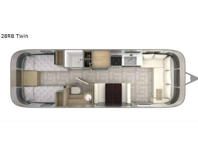 2022 Airstream Airstream Pottery Barn Special Edition 28RB Twin