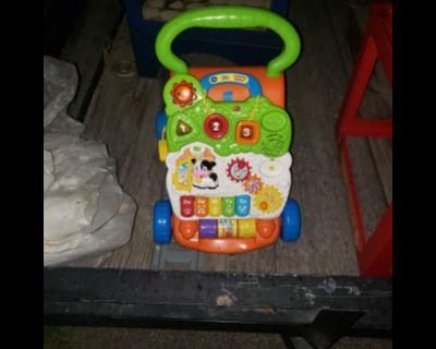 Vtech baby walker/educational toy