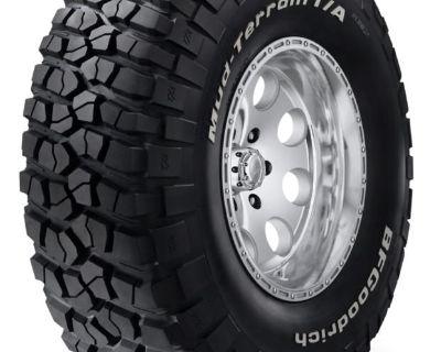 4 Bf Goodrich Mud-terrain T/a Km2 Tires 285/75r16 285/75-16 2857516 75r R16