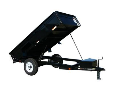 *IN STOCK* 2021 Carry On 5X8 Dump Trailer