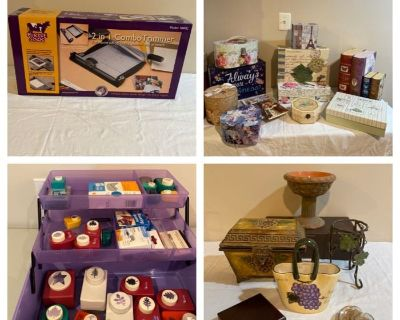 PURCELLVILLE ONLINE ESTATE SALE. ENDS ON WEDNESDAY JUNE 23 AT 6:30PM