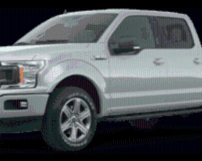 2019 Ford F-150 XL SuperCrew 5.5' Box 2WD