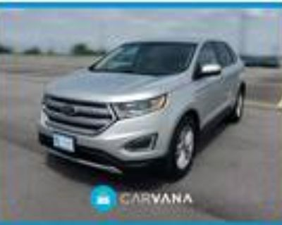 2018 Ford Edge Silver, 28K miles