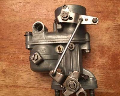 Restored Early 26 VFIS Carburetor