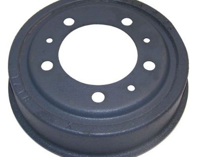 Crown Automotive J0808770 Brake Drum Fits Cj-3b Cj3 Cj5 Cj5a Cj6 Cj6a M38 M38a1