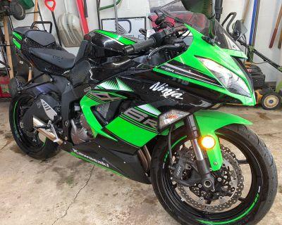 2016 Kawasaki ZX-