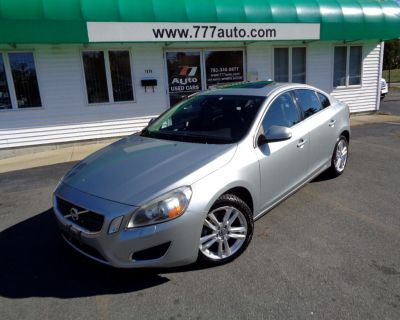 Used 2011 Volvo S60 4dr Sdn