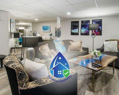 Bonbini LL 2 bedroom 1100 sq. foot apartment with kitchen, patio, and laundry - Niagara Falls