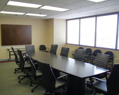 Conference Room with a view in Rockville Maryland, Rockville, MD