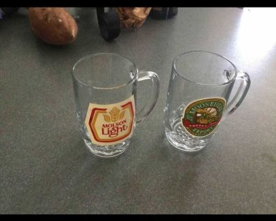 Collectible beer steins