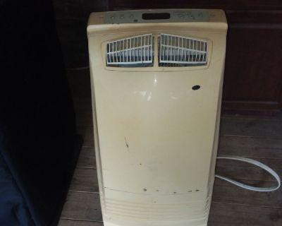 GE 110 volt interior air condition
