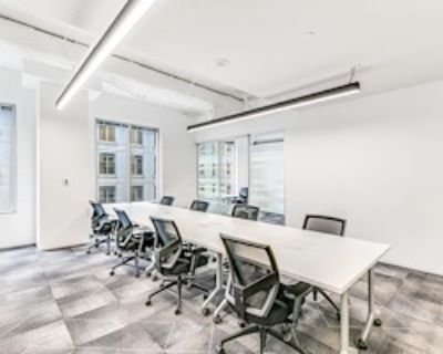 Office Suite for 10 at TechSpace - Ballston
