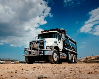 Credit score too low to finance a dump truck?