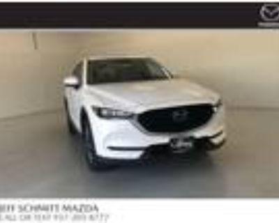2018 Mazda CX-5 White, 24K miles
