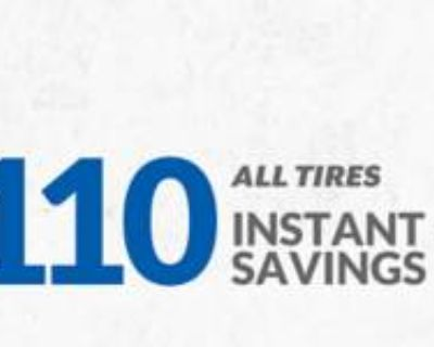 Michelin INSTANT Savings | 3 DAYS ONLY!