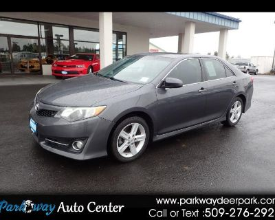 Used 2012 Toyota Camry 4dr Sdn SE Sport Limited