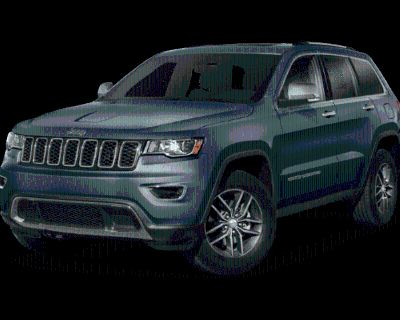New 2021 Jeep Grand Cherokee 80th Anniversary Edition With Navigation & 4WD