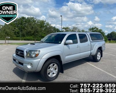 2009 Toyota Tacoma TRD SPORT LONG BED ONE OWNER