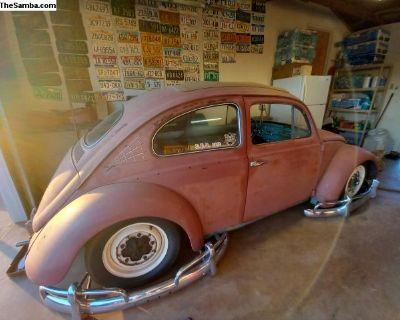 1961 VW Ragtop