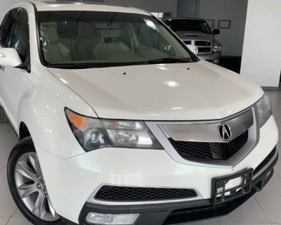 2013 Acura MDX Advance with Entertainment Package