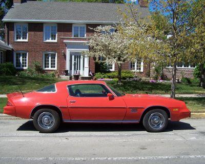 1978 Camaro Z28 can TRADE