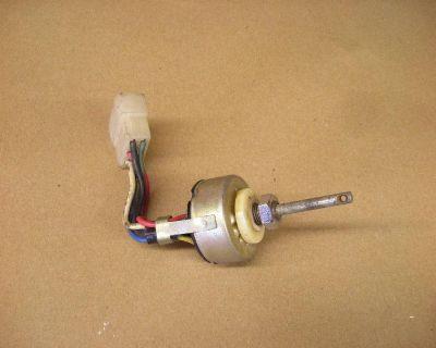 Datsun 240z Heater Fan Switch